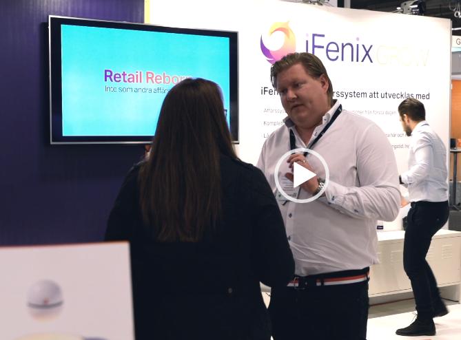 iFenix team på Ecommerce mässan