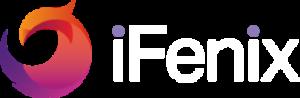 Affärssystem - iFenix logo