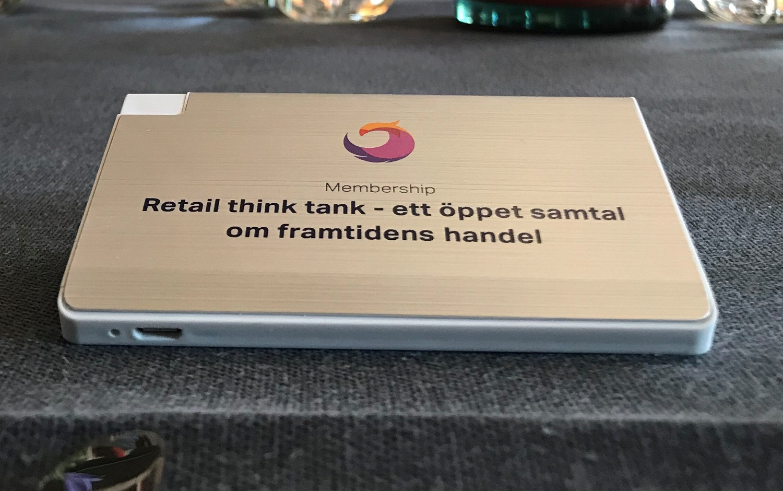 Think Tank Retail